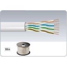 Lan Kabel, CAT-5.0, 100m - CAT-5100UTP