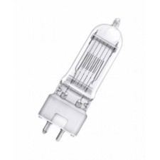Halogen Pære, 500W, T25, GY9,5 300H, 230V - PHILIPS