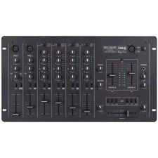 Mixer 6-kanals - MPX-206/SW - IMG STAGE LINE
