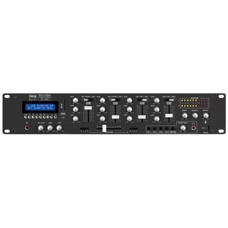 Stereo mixer MP3 Bluetooth - MPX-410DMP - IMG STAGE LINE
