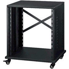 Metalrack 12 Unit. RACK-12F
