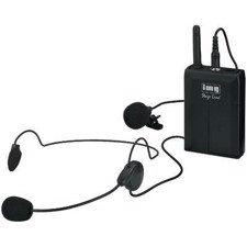 Trådløst headset - TXS-814SX - IMG STAGE LINE