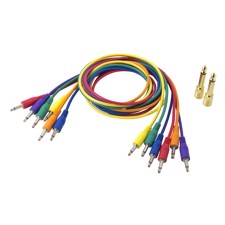 Korg SQ Cable Set for SQ-1 etc - Korg SQ Cable Set for SQ-1 and more.