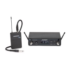 Concert99 Guitar System, Frequency-Agile UHF Wireless Guitar System