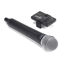 Samson Go Mic Mobile Handheld System, Professional handheld Wireless System for Mobile Video