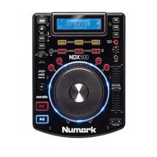 Numark NDX500, USB/CD Media Player og Software Controller til *Serato DJ