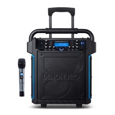 Denon Commander Sport - All-in-one, water-resistant portable PA speaker