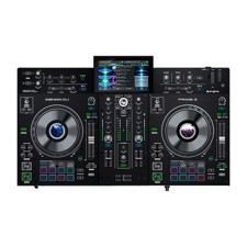 DENON DJ PRIME 2 - 2 channel Standalone DJ controller with WiFi Streaming