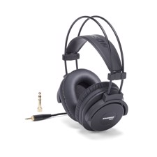 SAMSON SR880, Closed-Back Studio Headphones