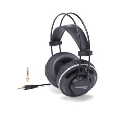 SAMSON SR990, Closed-Back Studio Reference Headphones
