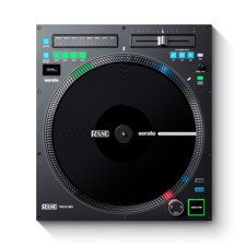 RANE TWELVE-MKII - 12-inch motorised turntable controller with a true vinyl-like touch for Serato DJ Pro, Traktor and Virtual DJ