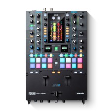 RANE SEVENTY-TWO MKII - Premium 2-Channel Mixer with Multi-Touch Screen for Pro DJs and Turntablists