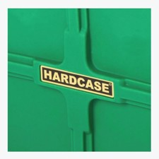 "Hardcase 14"" Floor Tom Case Dark Green"