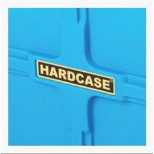 "Hardcase 14"" Floor Tom Case Light Blue"