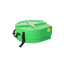 "Hardcase 14"" Snare Drum Case Light Green"
