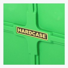 "Hardcase 14"" Floor Tom Case Light Green"