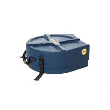 "Hardcase 14"" Snare Drum Case Dark Blue"