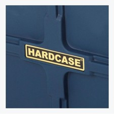 "Hardcase 14"" Floor Tom Case Dark Blue"
