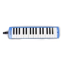 RENO RM32-BL MELODICA BLUE - The Melodica is an obvious entry point into the world of musical instruments. It is easy to learn and fun to play. With its handy format, easy playability, unique sound wi