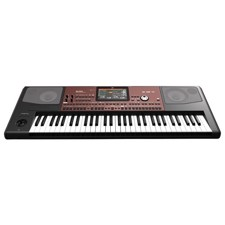 Korg PA700 Arranger Keyboard - Professional Arranger with EDS-X sound engine for improved realism and vivid sound.