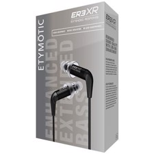 Etymotic ER3XR, noise-isolating earphones
