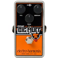 Electro Harmonix OP Amp Big Muff - Reissue of the classic Op-Amp Big Muff