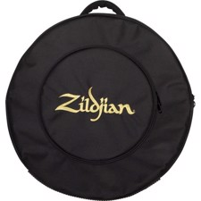 "Streamlined 22"" backpack cymbal bag features two graduated cymbal dividers. - Zildjian ZCB22GIG Deluxe Cymbal Bag 22"""