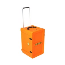 Hardcase Cajon Case Orange