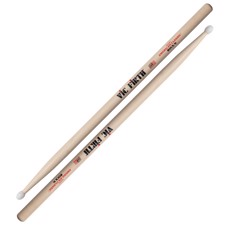 Vic Firth ROCKN American Classic® ROCK Nylon Tip - Oval tip for a full sound. Great for rock and band.
