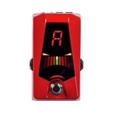 KORG PB-AD-RD Limited Edition Pedal Tuner, Red