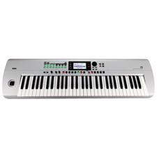 KORG i3-MS Music Workstattion, Matt Silver - i3 Music Workstation, Inspiring, Intuitive, and Instant