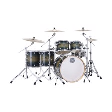 Mapex AR628SET 6pc Shell Pack - 6-pc Armory Series Studioease Short Shell Pack - Rainforest Burst finish. Including 22x18 Bass Drum, 10x8 and 12x9 Tom Toms, 14x14 and 16x16 Floor Toms, 14x 5,5 Snare D