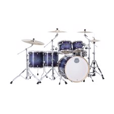 Mapex AR628SVL 6pc Shell Pack - 6-pc Armory Series Studioease Short Shell Pack - Night Sky Burst finish. Including 22x18 Bass Drum, 10x8 and 12x9 Tom Toms, 14x14 and 16x16 Floor Toms, 14x 5,5 Snare Dr
