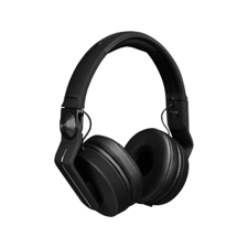 HDJ-700-K On-ear DJ headphones (black)