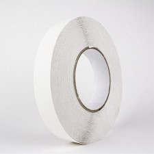 Skridsikkert Tape - Transparent. 25 mm x 15 m.
