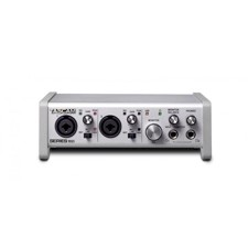 Tascam 102i USB audio/Midi interface m/ DSP mixer 10in/4out